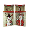 Jumbo Christmas Gloss Bags &nbsp-  Item #XBG15